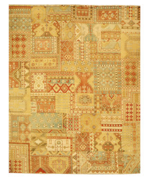 Eastern Rugs One-Of-A-Kind 9027 Multi Area Rug
