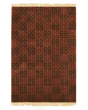 Eastern Rugs Nepalese 9246 Red Area Rug
