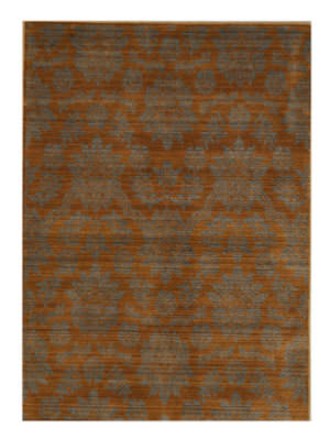 Eastern Rugs Pankaj H2101bn Brown Area Rug