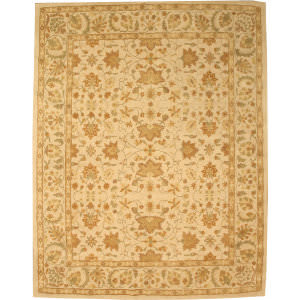Eastern Rugs Modern Antique Ie34iv Ivory Area Rug