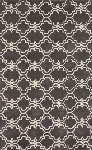 Eastern Rugs Moroccan Me4gy Gray Area Rug