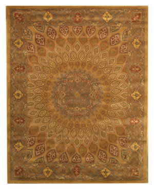 Eastern Rugs Classic Sht12gd Gold Area Rug