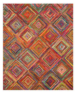 Eastern Rugs Sari T120mu Multi Area Rug