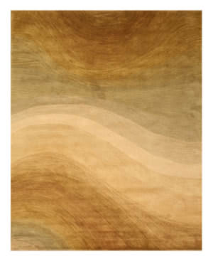 Eastern Rugs Madrid T69be Gold Area Rug