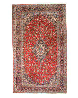 Eastern Rugs Rug Collection X28720 Red Area Rug