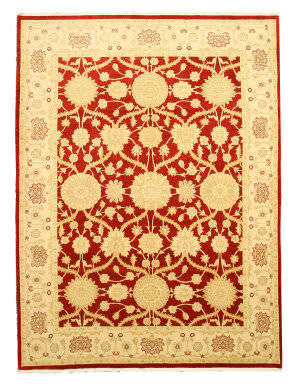 Eastern Rugs One-Of-A-Kind X29830 Red Area Rug