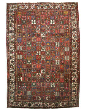 Eastern Rugs Bakhtiar X32530 Multi Area Rug