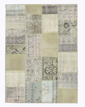 Eastern Rugs Turkish Patch X35352 Multi Area Rug