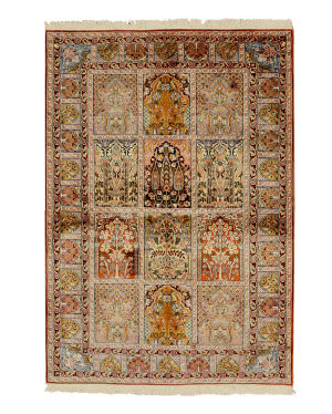 Eastern Rugs Qum X35679 Multi Area Rug