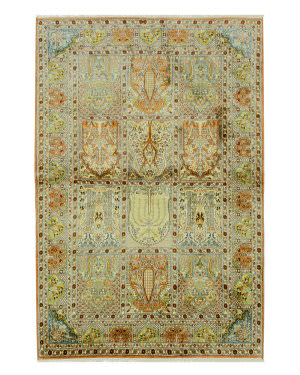 Eastern Rugs Kashmir X35681 Multi Area Rug