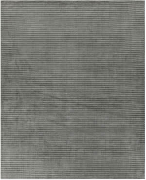 Exquisite Rugs Vive Hand Knotted Gray - Ivory Area Rug