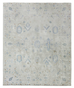 Exquisite Rugs Koda Hand Woven Ivory - Blue Area Rug