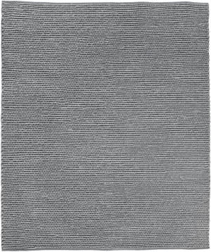 Exquisite Rugs Arlow Hand Woven Dark Gray Area Rug