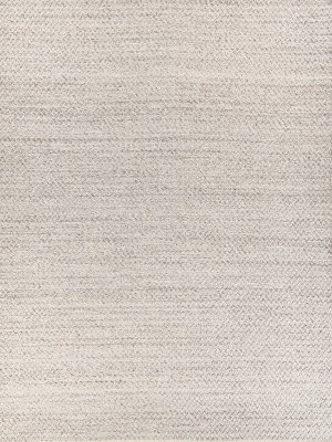 Exquisite Rugs Rialto Hand Woven Gray Area Rug