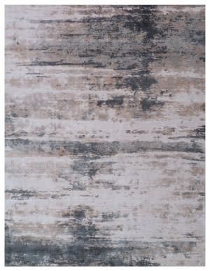 Exquisite Rugs Roset Hand Woven Beige - Gray Area Rug