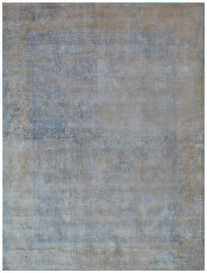 Exquisite Rugs Cassina Hand Woven Blue Area Rug