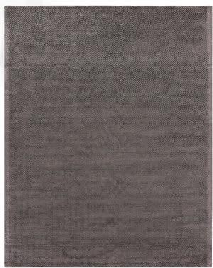 Exquisite Rugs Pavo Machine Made Dark Gray Area Rug