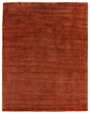 Exquisite Rugs Wool Dove Hand Woven Sienna Area Rug