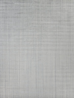 Exquisite Rugs Robin Stripe Hand Woven Ivory Area Rug