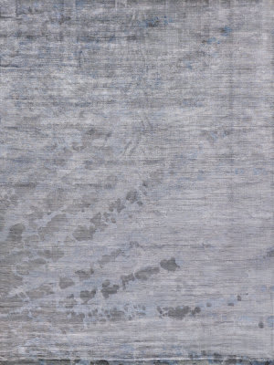 Exquisite Rugs Koda Hand Woven Blue Area Rug