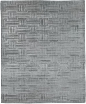 Exquisite Rugs Smooch Carved Hand Woven 5076 Aqua Area Rug