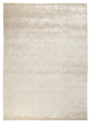 Exquisite Rugs Smooch Geo Hand Woven 5078 Ivory Area Rug