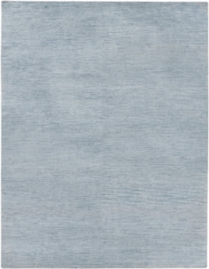 Exquisite Rugs Perry Hand Woven Blue - Gray Area Rug