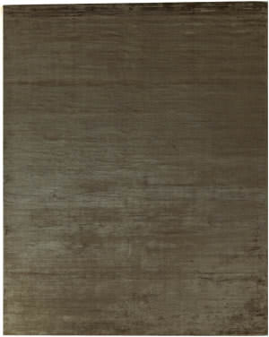 Exquisite Rugs Courduroy Hand Woven Mushroom Area Rug