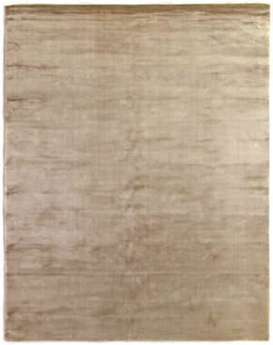 Exquisite Rugs Plain Dove Hand Woven Beige Area Rug