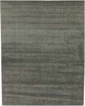 Exquisite Rugs Gem Hand Woven Platinum Area Rug