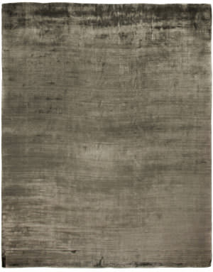 Exquisite Rugs Purity Hand Woven Dark Gray Area Rug