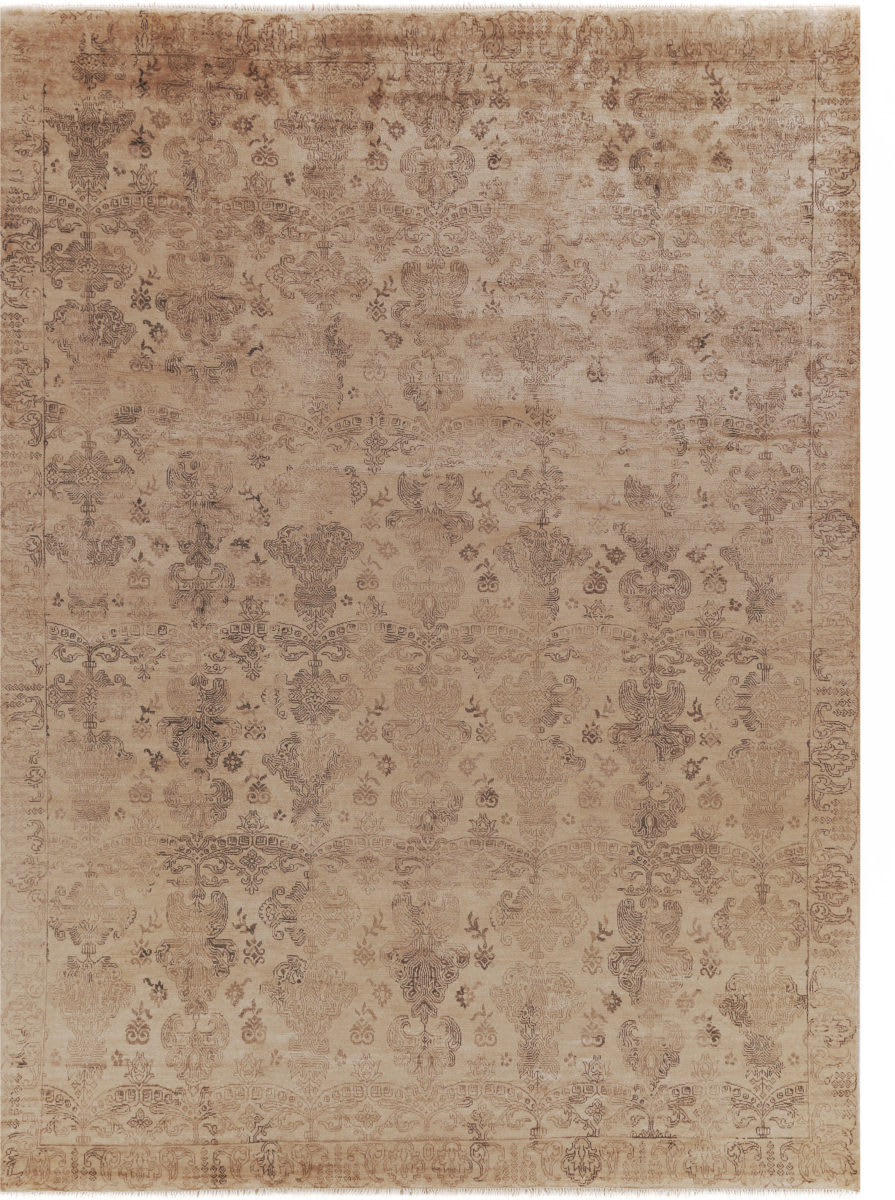 Exquisite Rugs Lisbon Hand Knotted 2122
