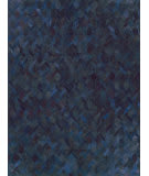 Exquisite Rugs Natural Hair on Hide 2158 Blue - Multi Area Rug