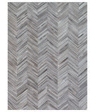 Exquisite Rugs Natural Hair on Hide 2160 Gray - Brown Area Rug