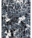 Exquisite Rugs Cecily Hand Knotted 2201 Denim Area Rug