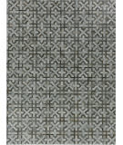 Exquisite Rugs Natural Hair on Hide 2209 Silver - Ivory Area Rug