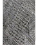 Exquisite Rugs Natural Hair on Hide 2211 Silver - Ivory Area Rug