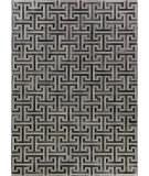 Exquisite Rugs Natural Hair on Hide 2214 Ivory - Charcoal Area Rug
