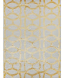 Exquisite Rugs Moreno Hand Woven 2428 Gold - Ivory Area Rug