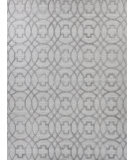 Exquisite Rugs Windsor Hand Woven 2448 Gray Area Rug