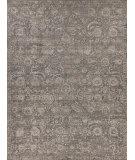 Exquisite Rugs Meena Hand Knotted 2467 Gray - Dark Gray Area Rug