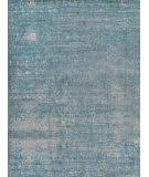 Exquisite Rugs Reflections Hand Woven 2517 Teal Area Rug