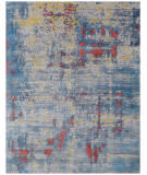 Exquisite Rugs Antolini Hand Woven 2520 Blue Area Rug