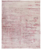 Exquisite Rugs Cassina Hand Woven 2530 Pink Area Rug
