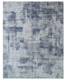 Exquisite Rugs Reflections Hand Woven 2534 Silver Area Rug