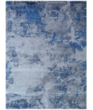 Exquisite Rugs Antolini Hand Woven 2544 Silver Area Rug