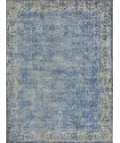 Exquisite Rugs Cassina Hand Woven 2545 Denim - Beige Area Rug