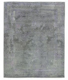 Exquisite Rugs Maison Hand Knotted 2596 Charcoal - Purple Area Rug