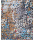 Exquisite Rugs Antolini Hand Woven 2627 Gray Area Rug