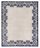 Exquisite Rugs Antolini Hand Woven 2633 Ivory Area Rug